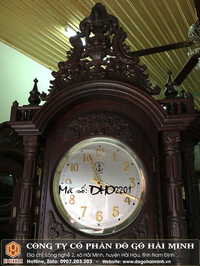 Đồng hồ quả tạ DHO2201