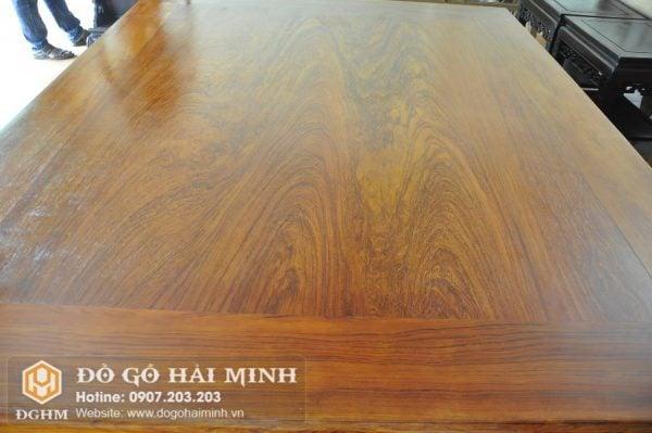 Sập 1 lá gỗ Hương SAP6501