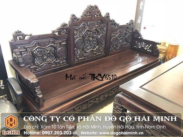 Trường kỷ cổ đồ TKY6510