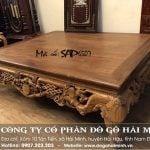 45 Mẫu sập gỗ đẹp nhất hiện nay – Phần 1