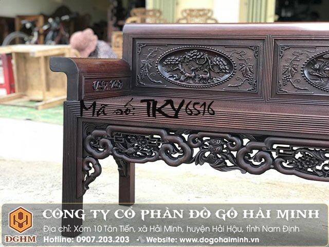 Trường kỷ sen vịt đại TKY6516