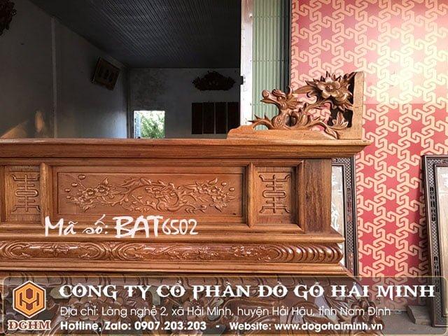 Bàn thờ gia tiên BAT6502