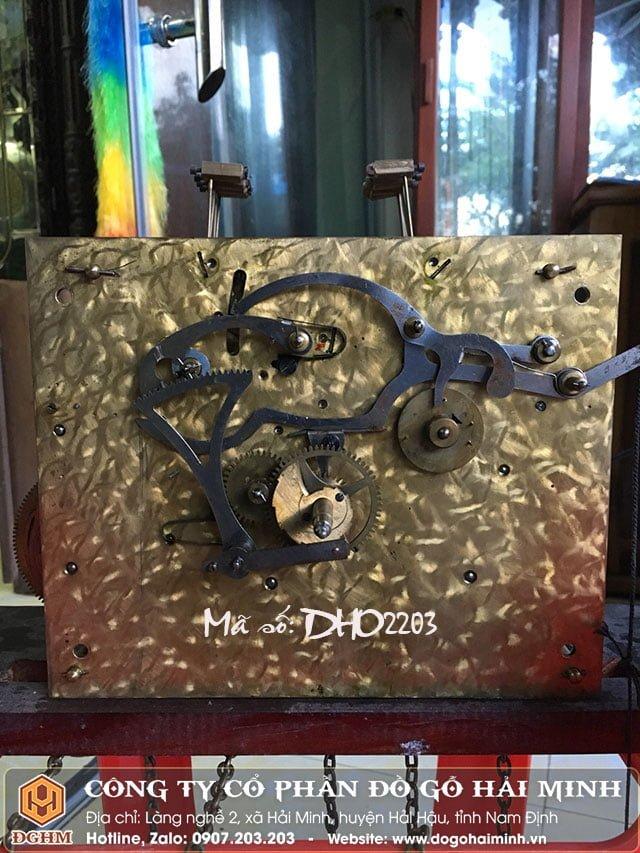 Đồng hồ quả tạ châu âu DHO2203