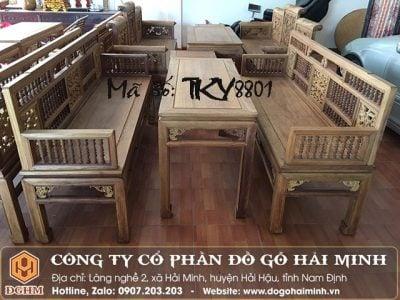 Trường kỷ song tiện TKY8801
