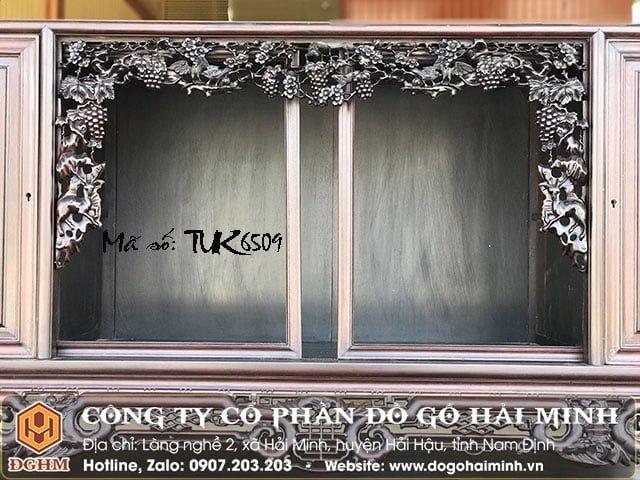 Tủ chè khảm ốc TUK6509