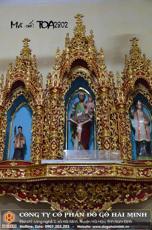 Tòa công giáo ba