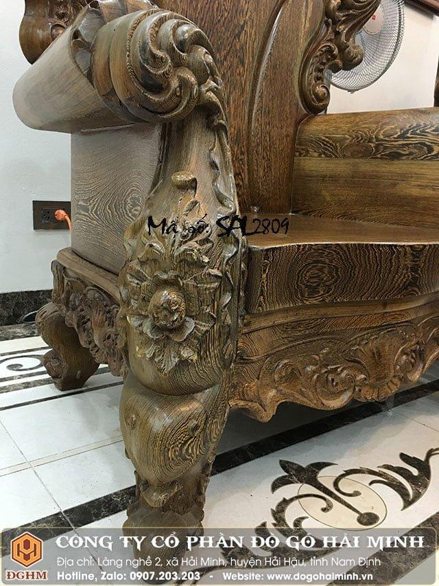 Bộ Hoàng gia gỗ mun