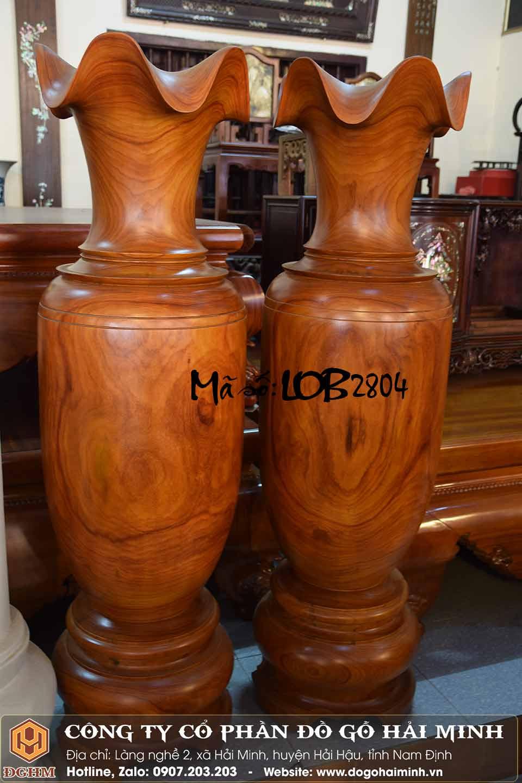 lục bình gỗ hương