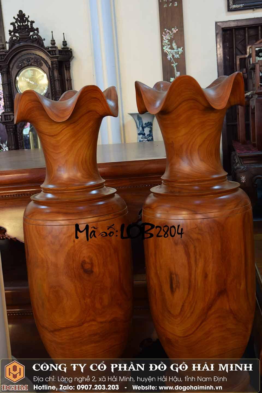 giá lục bình gỗ hương