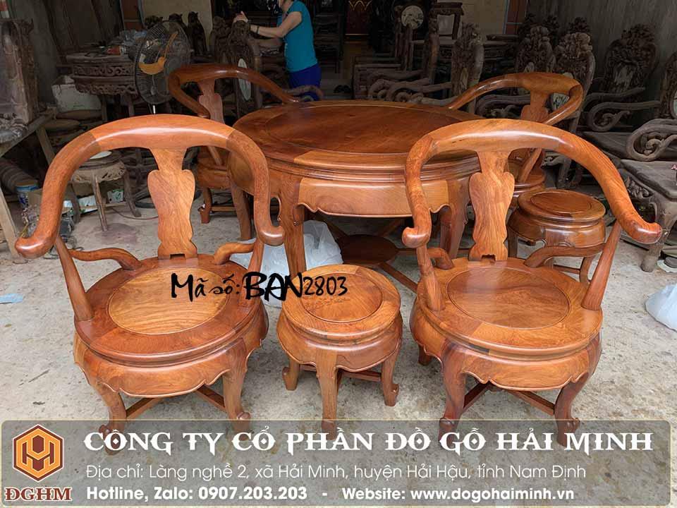 ghế minh thúng gỗ hương