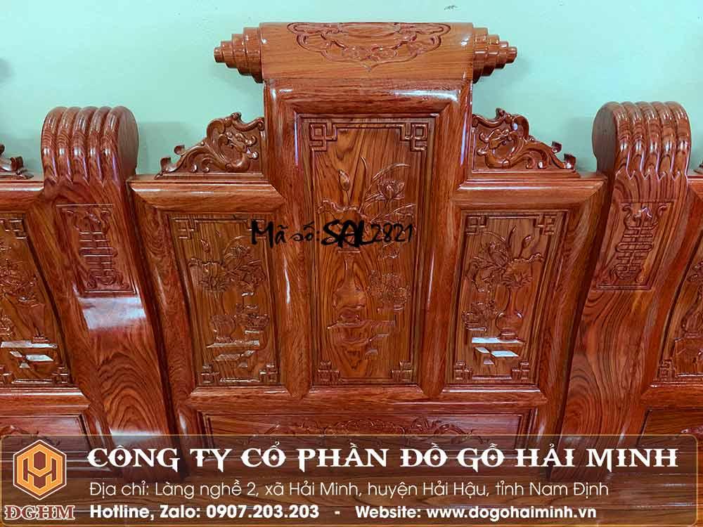bàn ghế âu á gỗ hương đá