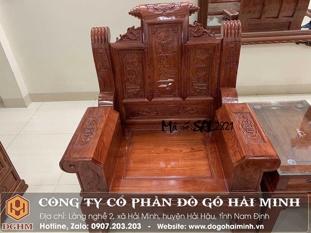 bộ bàn ghế tay hộp