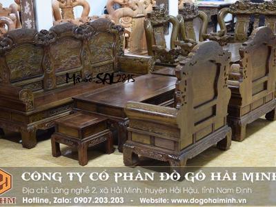 bộ bàn ghế khổng minh gỗ mun