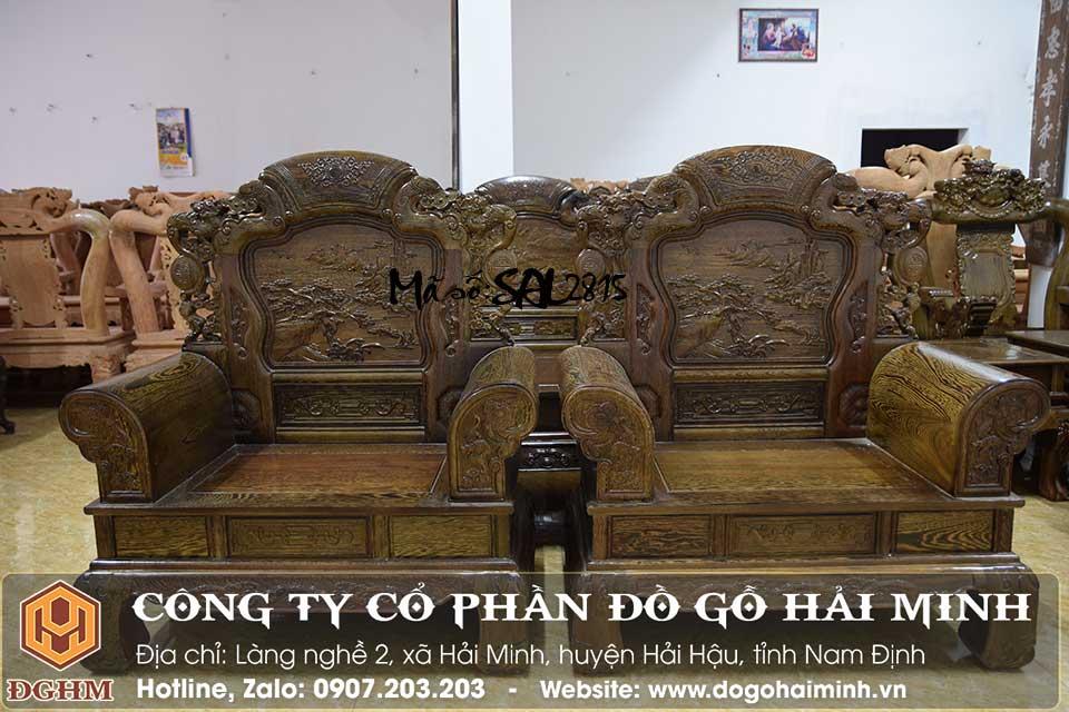 kích thước bàn ghế khổng minh