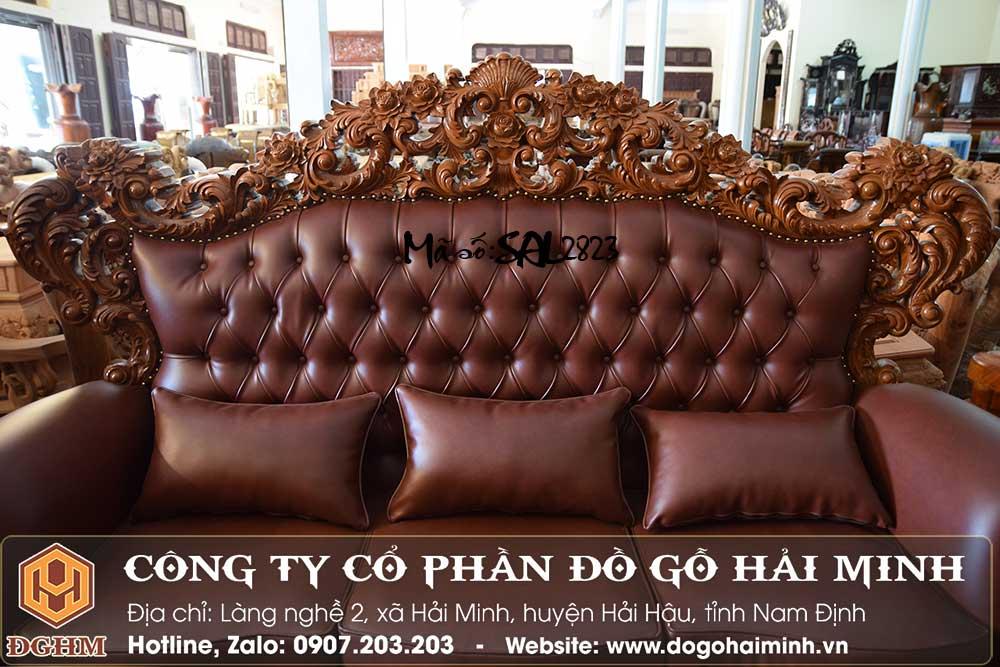 ghế sofa mẫu hoàng gia