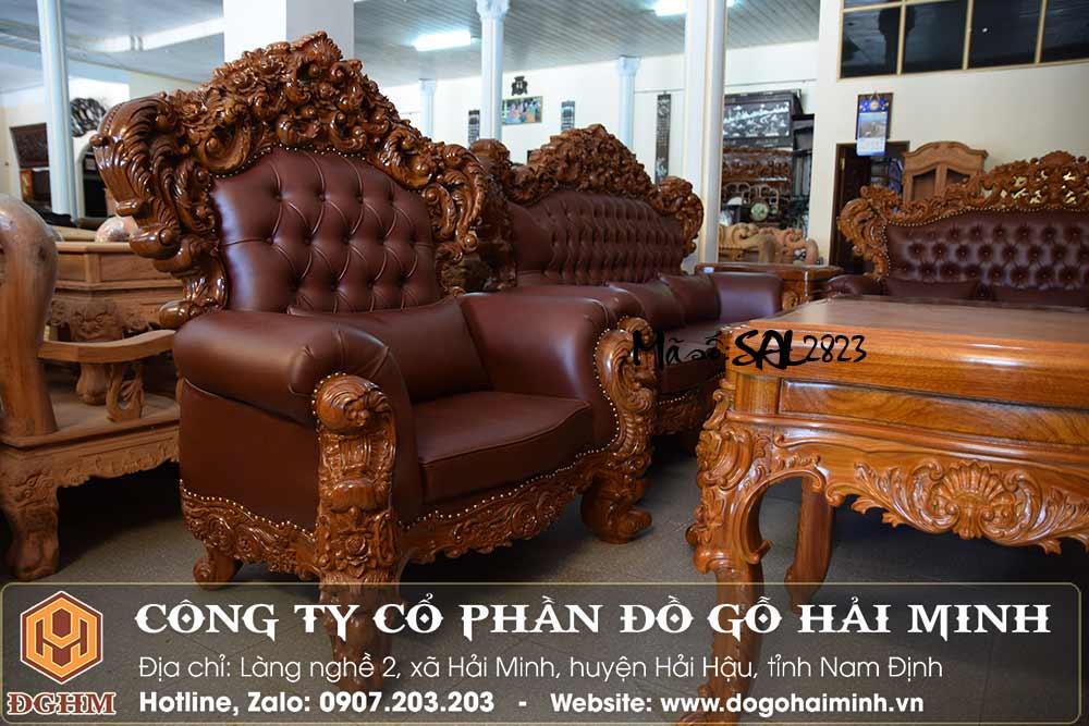 sofa hoàng gia hà nội