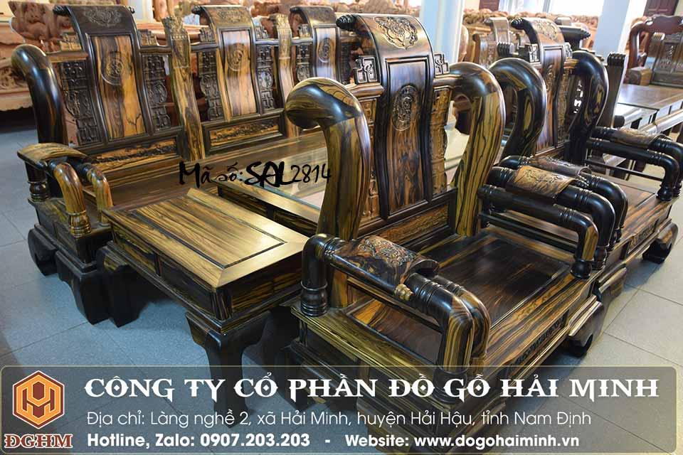mẫu ghế tần thủy hoàng