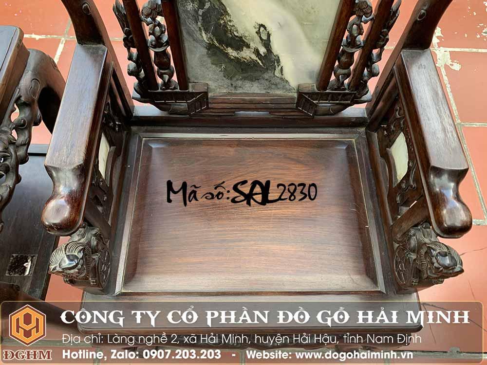 giá ghế cổng thành gỗ trắc