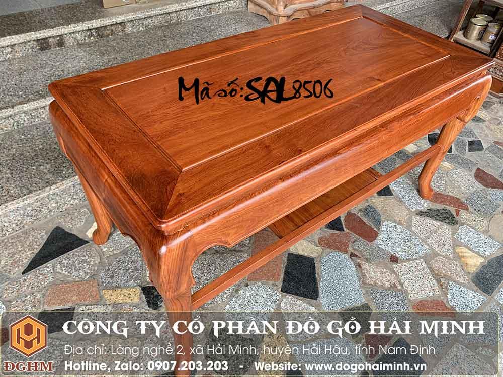 bàn ghế móc mỏ gỗ hương