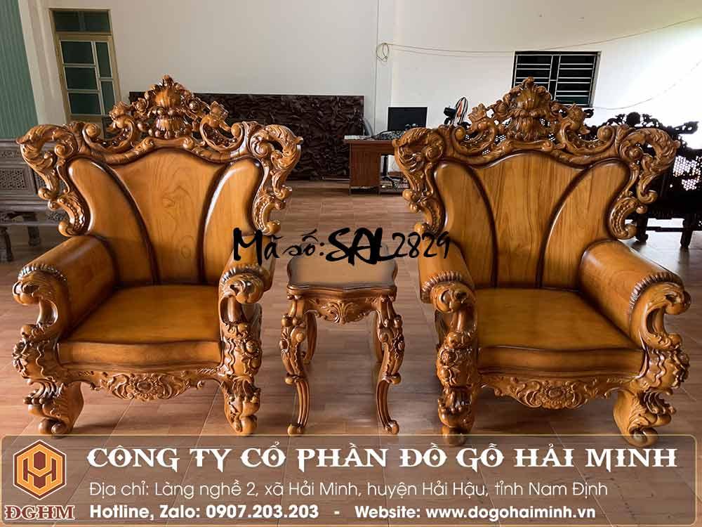 ghế ngắn bộ ghế hoàng gia