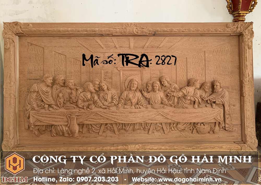 tranh 12 thánh tông đồ gỗ gõ đỏ nam phi