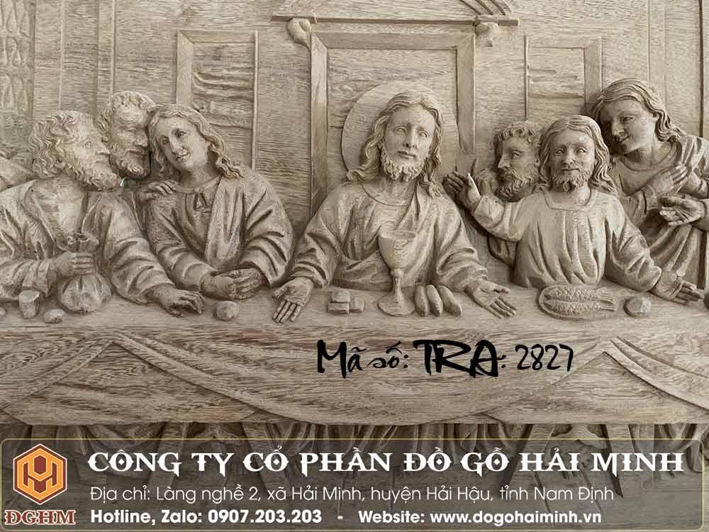 tranh tiệc ly 12 thánh tông đồ