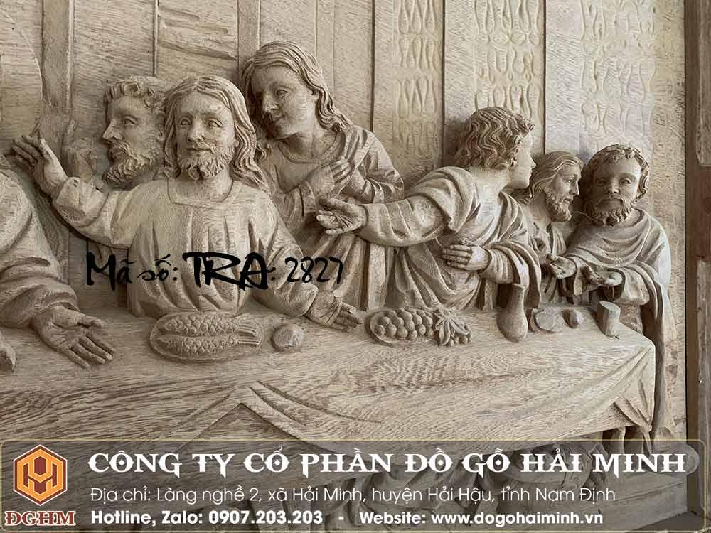 giá tranh gỗ 12 thánh tông đồ
