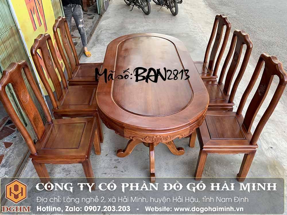 ghế ăn mẫu chữ thọ gỗ gụ