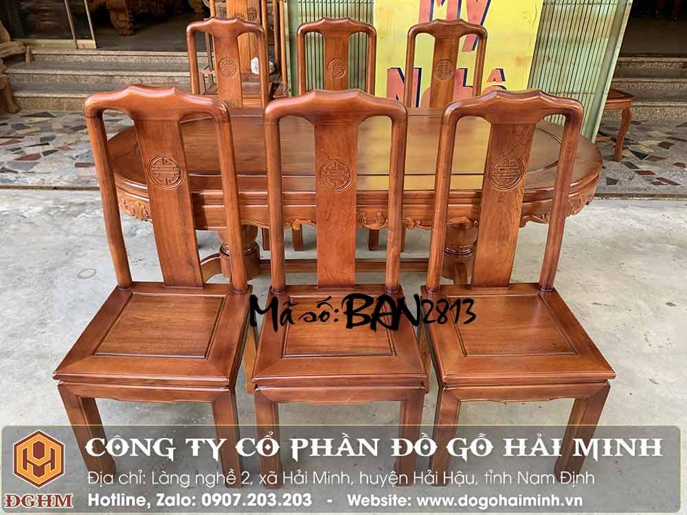 bàn ghế chữ thọ gỗ tự nhiên